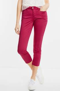 Pantalon Slim Fit 7/8 Yulius