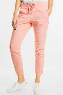 Pantalon froissé Leona