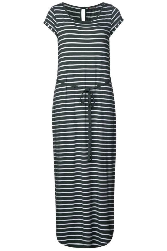 Jersey Maxi Kleid - chilled green | Bekleidung > Kleider > Maxikleider | Chilled green | Jersey | STREET ONE