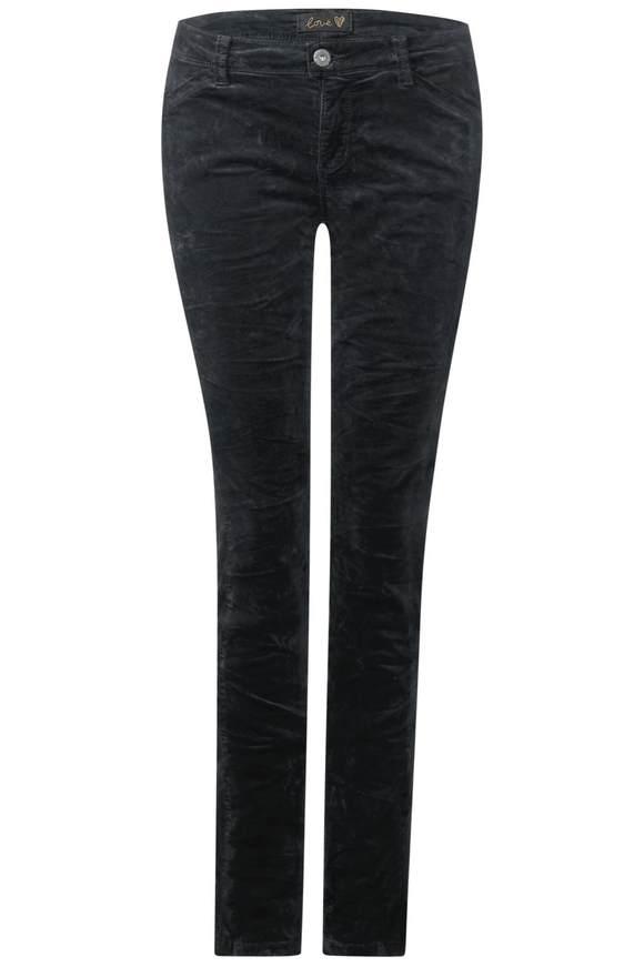 Pantalon en velours Yule - neo grey