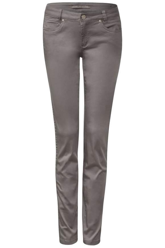 Basic Slim Fit Hose Yulius - mellow grey