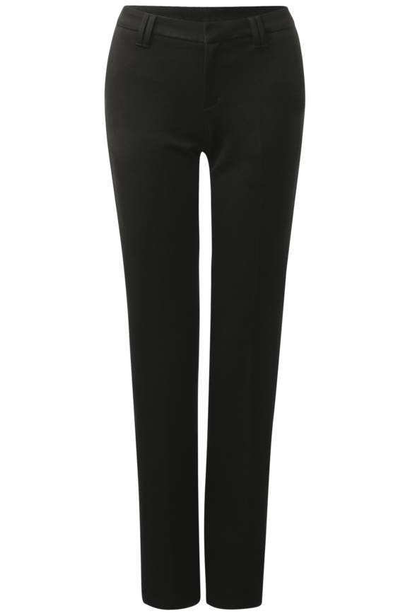 Business Style Hose Ruby - Black