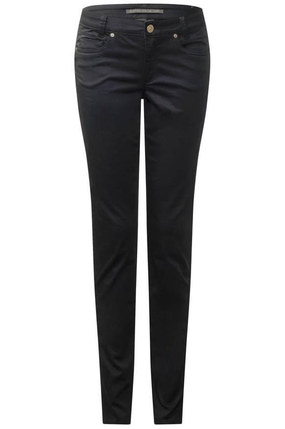 Basic Slim Fit Hose Yulius - Black