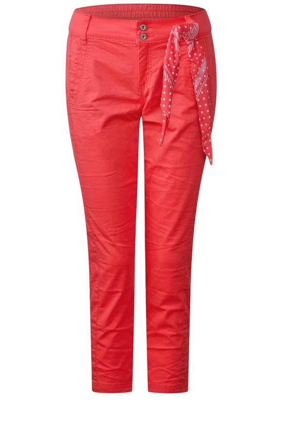 Lässige Casual Fit Jane - hibiscus red