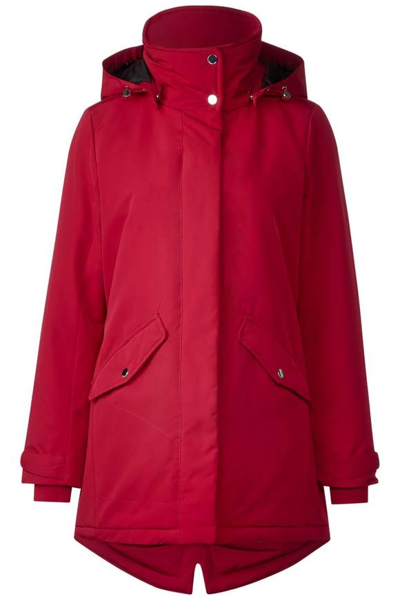 Parka im sportiven Look - carpet red