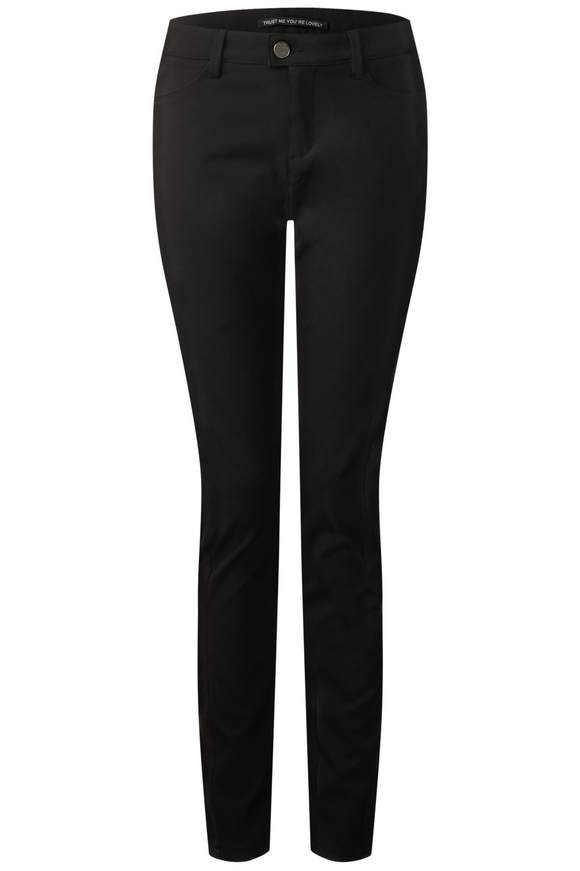 Wohlfühl Slim Fit York - Black