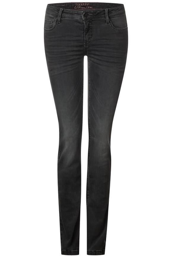 Blauwe jeans Jane  - grey denim washed