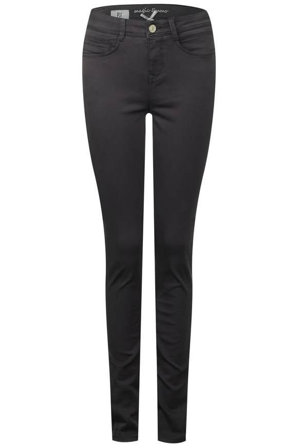 Casual fit-jeans Emmo  - dark grey denim