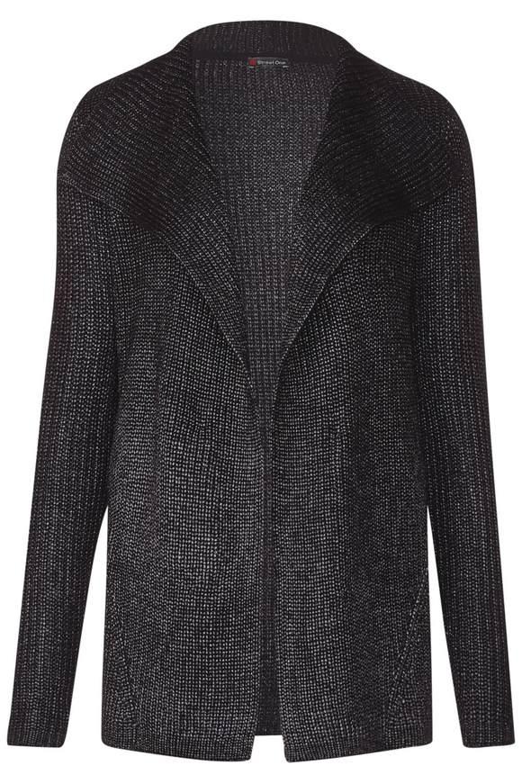 Vest met glanseffect  - Roze