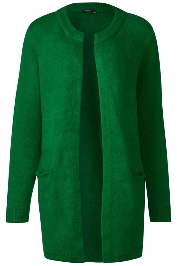 Cosy Strickjacke - Jolly Green