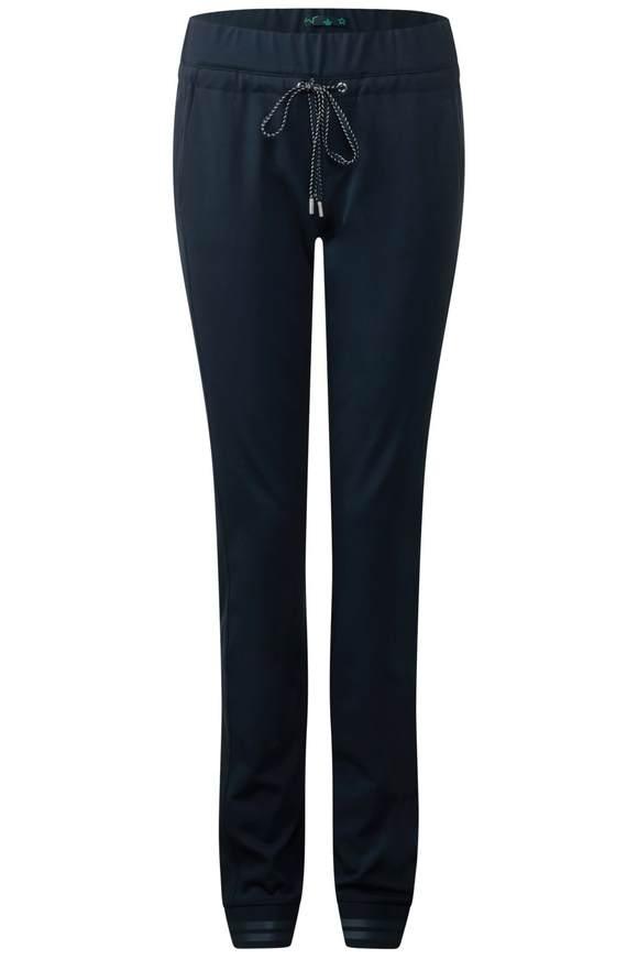 f9324f4cd4f10e night-blue-jersey Sonstige Hosen für Damen online kaufen | Damenmode ...