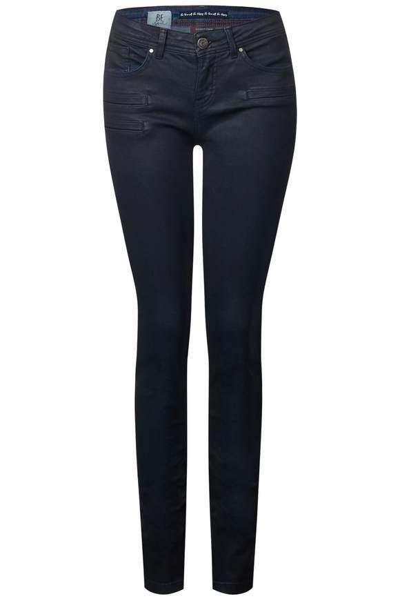 Gecoate jeans York  - dark blue coated wash