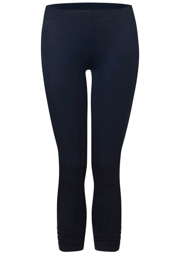 7/8-legging - deep blue