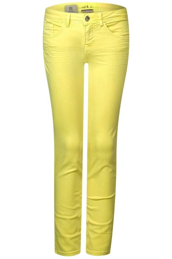5ca981fc1d71 Slim Fit Colourdenim York - sunshine yellow soft washed