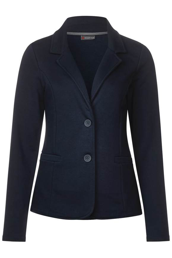 Blazer Rhoda - deep blue   Bekleidung > Blazer   Deep blue   Polyester   STREET ONE