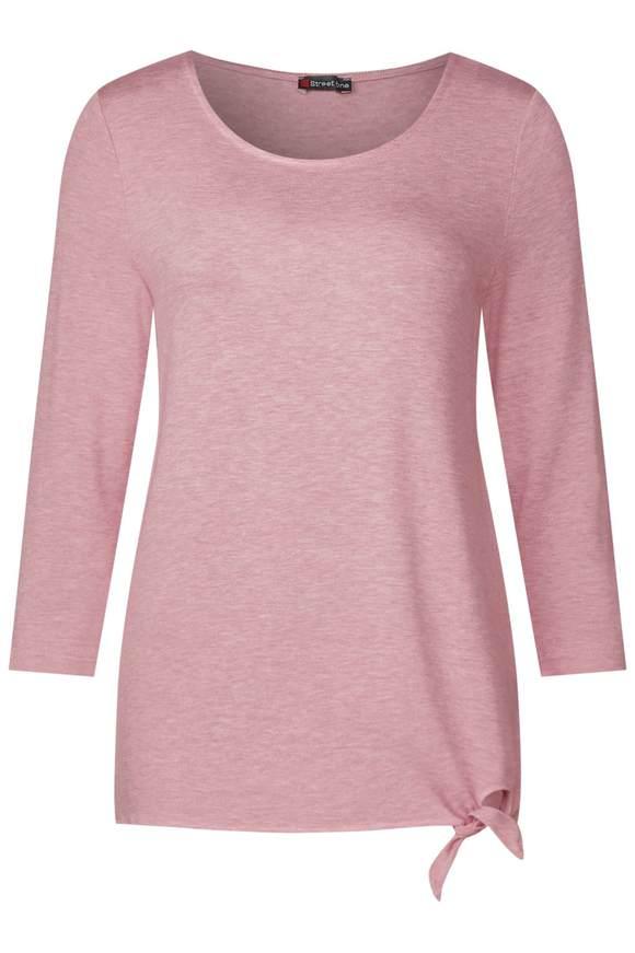 Soft shirt Femke - pale rose