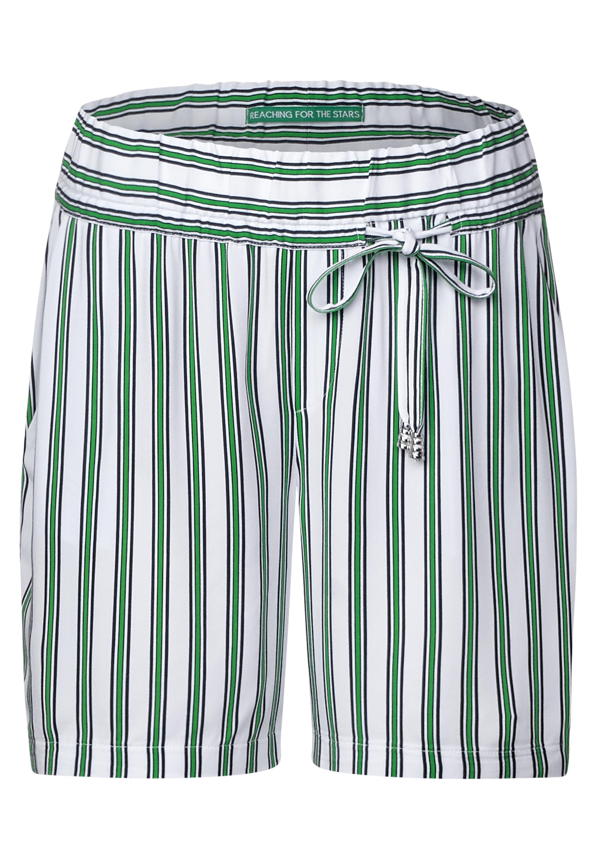63720fcef8bb5e Shorts mit Streifenprint - deep blue€ 39,99Anbieter: street-one.atVersand:  € 0,99