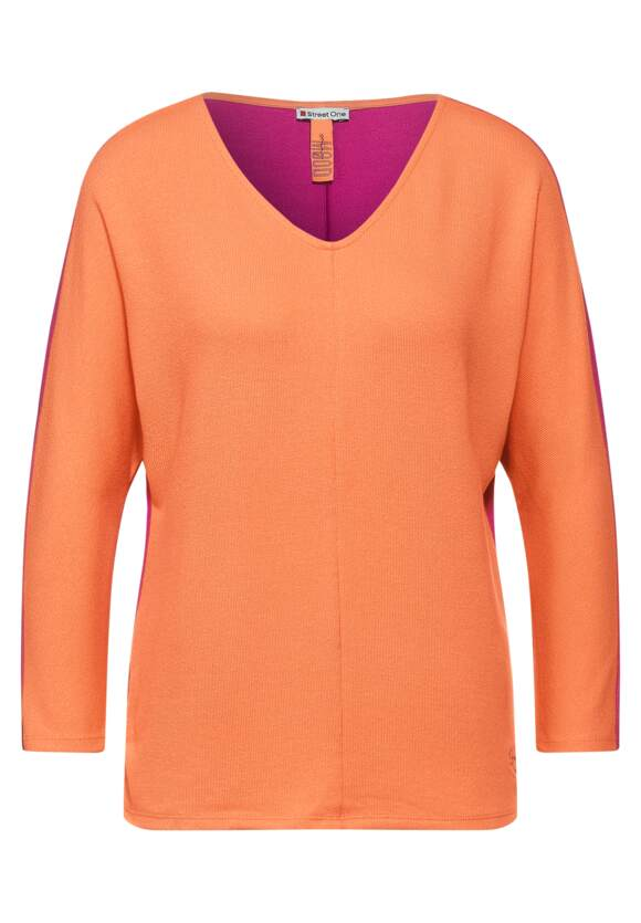 Street One Colorblock shirt