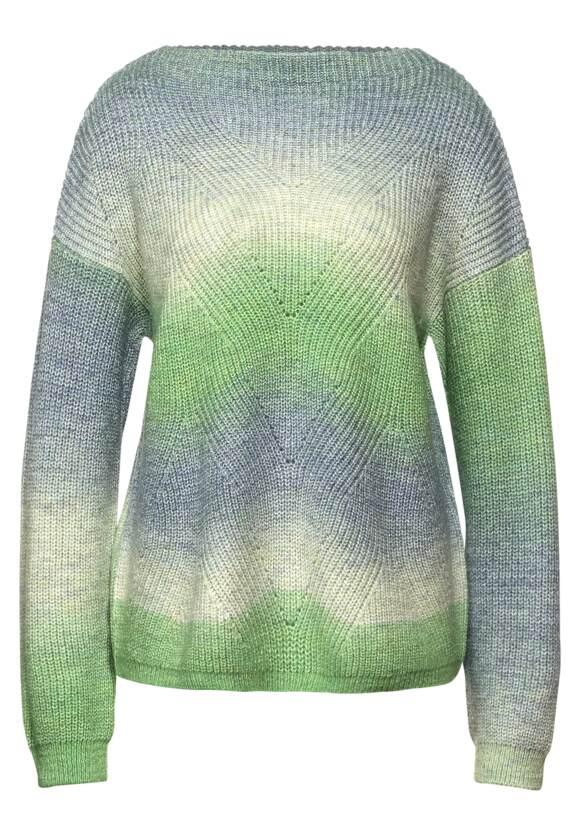 Zacht gebreide pullover