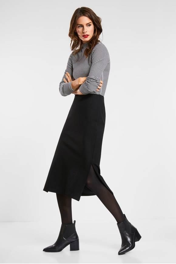 fac83a39023e Röcke von Minirock bis Maxirock im Street One Online Shop