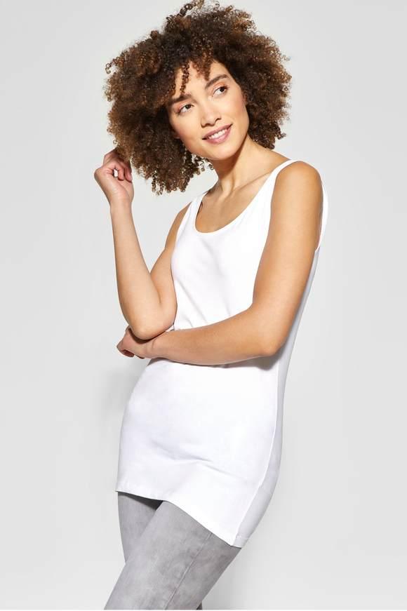Basic Longtop - White