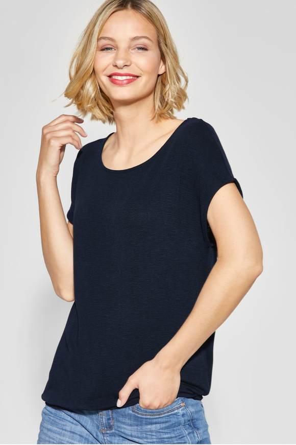 af0a86046817a2 Softes Shirt Vianna - deep blue