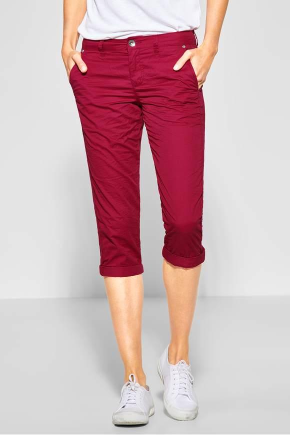 verschiedene Arten von unverwechselbarer Stil Sportschuhe 3/4-Hosen für den Sommer - Street One Online-Shop