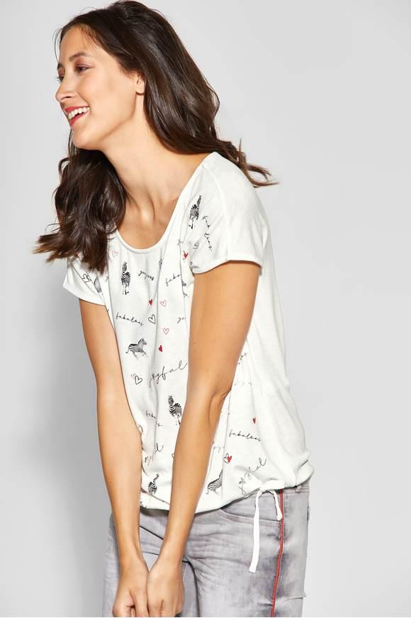 82116feb748 T-shirts - shirts & poloshirts voor dames - STREET ONE onlineshop
