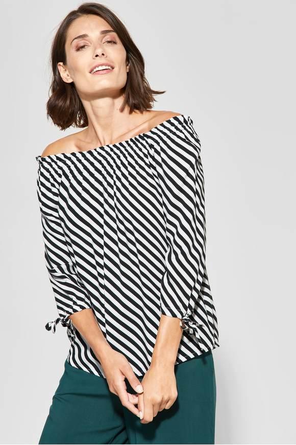 bccbdbbb5c5aff 3/4-Arm Blusen in Trendfarben bei Street One entdecken