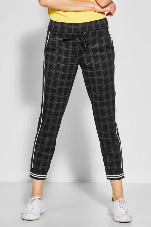 überlegene Materialien Räumungspreis genießen aktuelles Styling Hosen bei Street One - Trendhosen für Damen jetzt entdecken!
