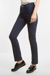 High Waist Colour Denim Enn