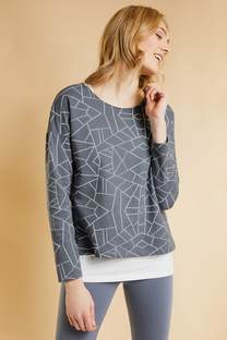 Homewear Vogel Sweatshirt