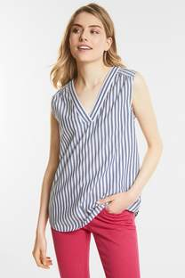Gestreepte blousetop