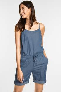 Jumpsuit in denimstijl