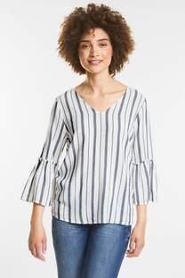Romantische blousetop
