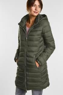 Manteau en nylon féminin