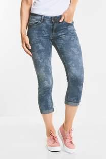 Vrouwelijke jeans Crissi