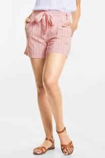 Modische Streifen Shorts