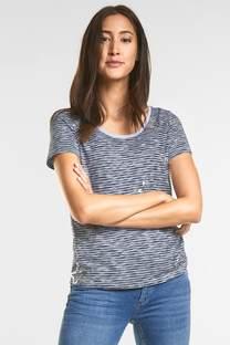 Insideout Shirt mit Streifen