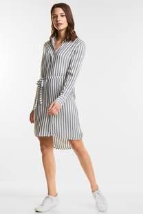 Cooles Streifen Kleid