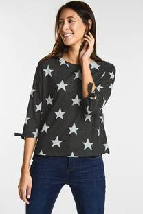 Shirt mit Sternenprint
