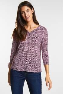 Feminines Print Shirt