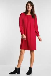 Robe en molleton féminine