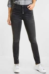 High waist-jeans York