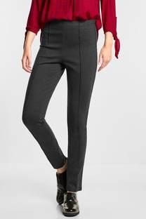 Jersey skinny fit-broek Hope