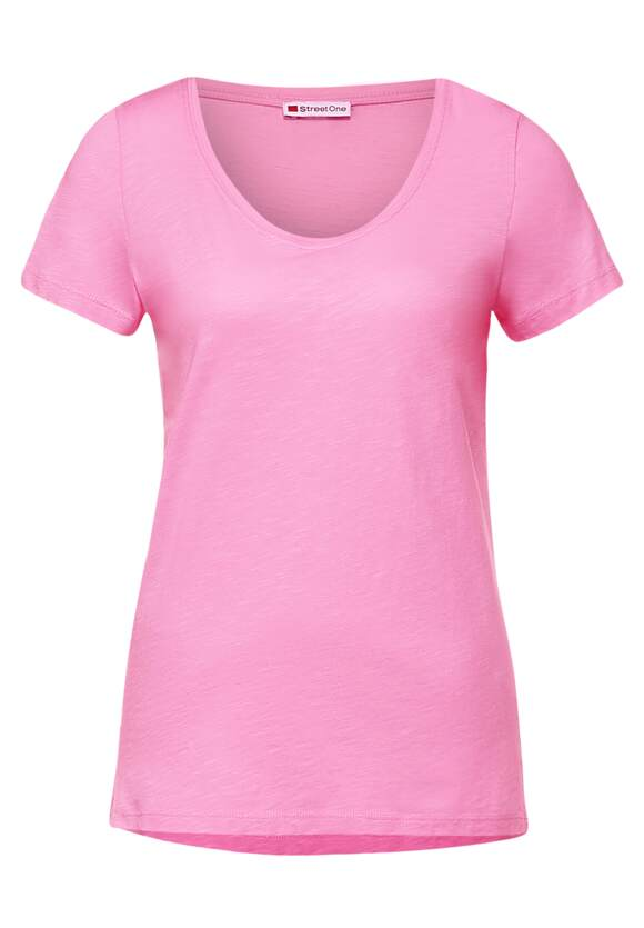 Image of Basic T-Shirt in Unifarbe