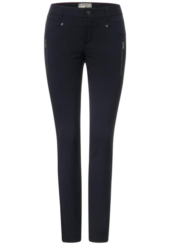 Slim fit technostretch broek